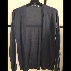 UNIQLO lightweight knit cardigan